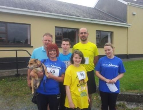 Well done to Karen & her team from Cavan/Monaghan