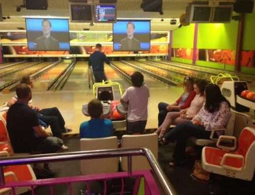 Limerick Participation Group Go Bowling