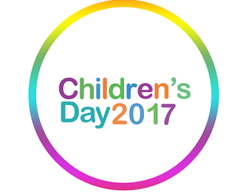 Celebrate Children's Day on November 20th 2017