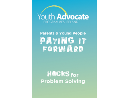 YAP Cork Parents – Paying it Forward