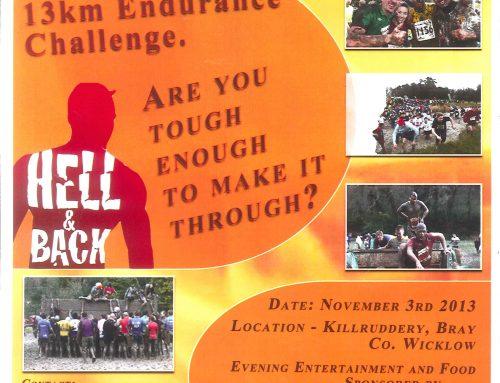 Hell & Back Titan 13km Challenge