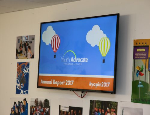 YAP Ireland launch Annual Report 2017