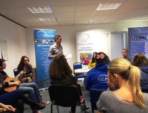 YAP Ireland Investing in Children Award Launch