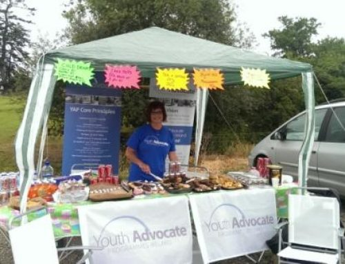 YAP Irelands Fundraising Cake Sale in Cavan