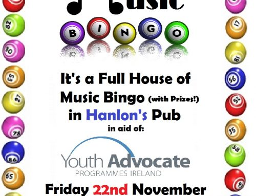 Music Bingo Night Fundraiser