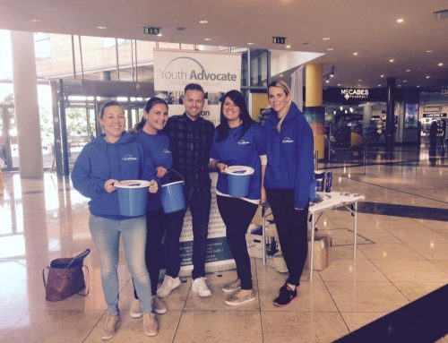 Bucket Collection has Surprise Visitor Nicky Byrne