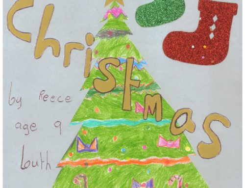 Design A Christmas Card Competition