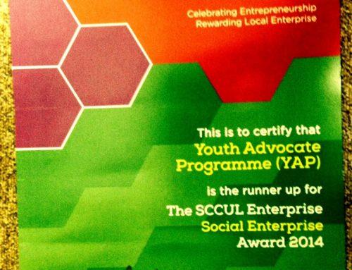 The SCCUL Enterprise Awards 2014