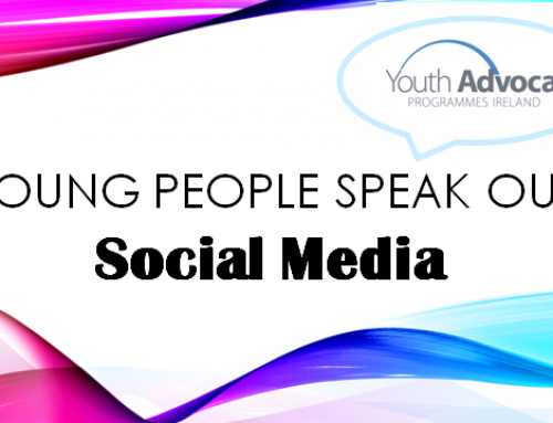 Young People Speak Out Social Media Event