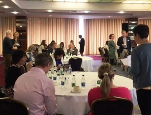 "YAP Ireland CLG Seminar ""I AM MORE – Working Together to ensure that Young People and Families meet their full potential""."