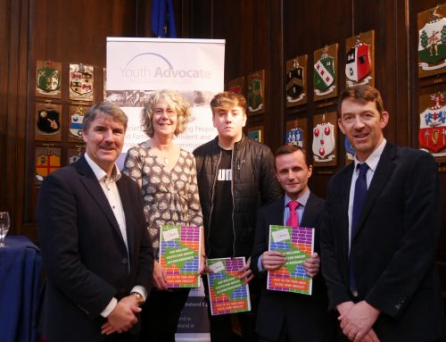 YAP Youth CEO Report Launch