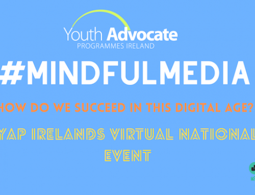 YAP Ireland Virtual Event #MindfulMedia